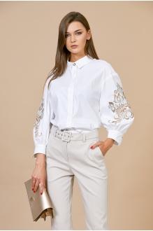 EOLA 1715 белый+вышивка