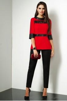 Lissana 2881 красный/черный