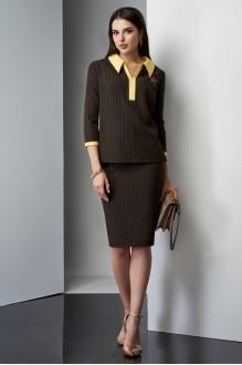 Lissana 3210 желтый/коричневый