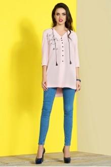 Lissana 2835 пастельно-розовый