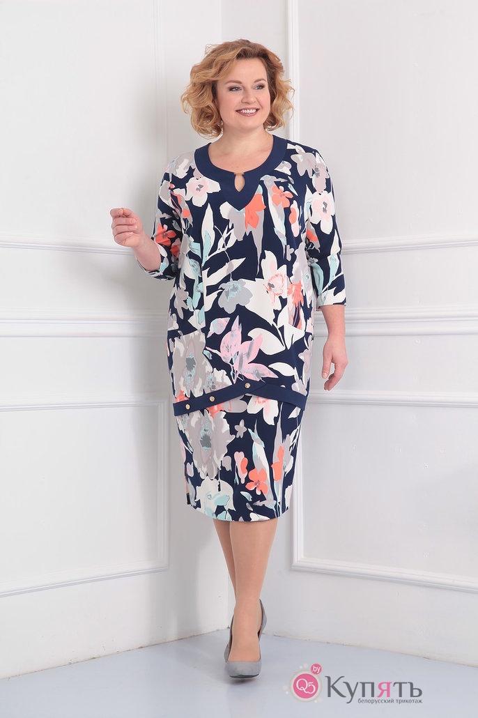 33ead4925f2 Платье Novella Sharm (Альгранда) 2925 - интернет-магазин женской ...