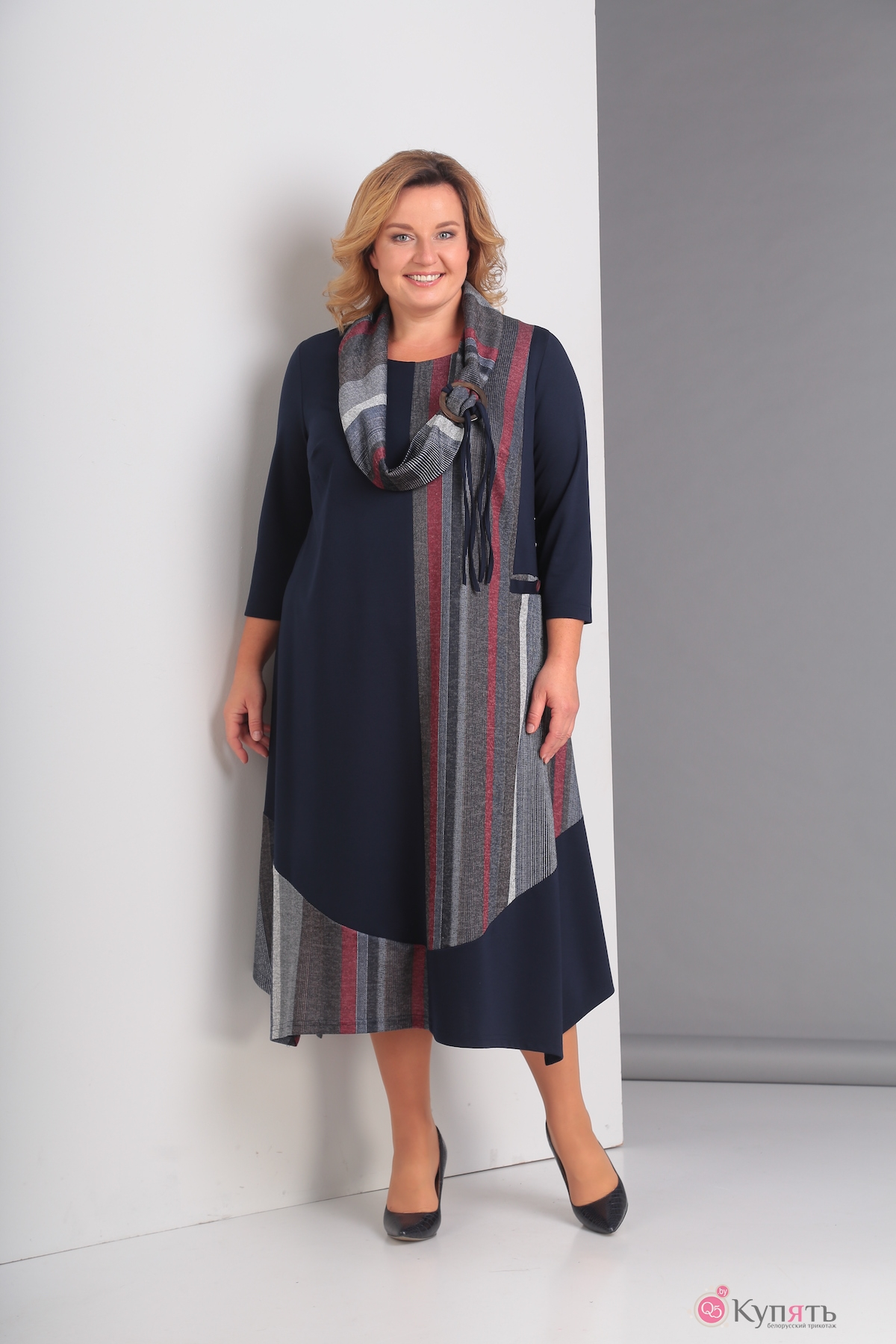 8a783a3f8557d0a Платье Novella Sharm (Альгранда) 3099 - интернет-магазин женской ...