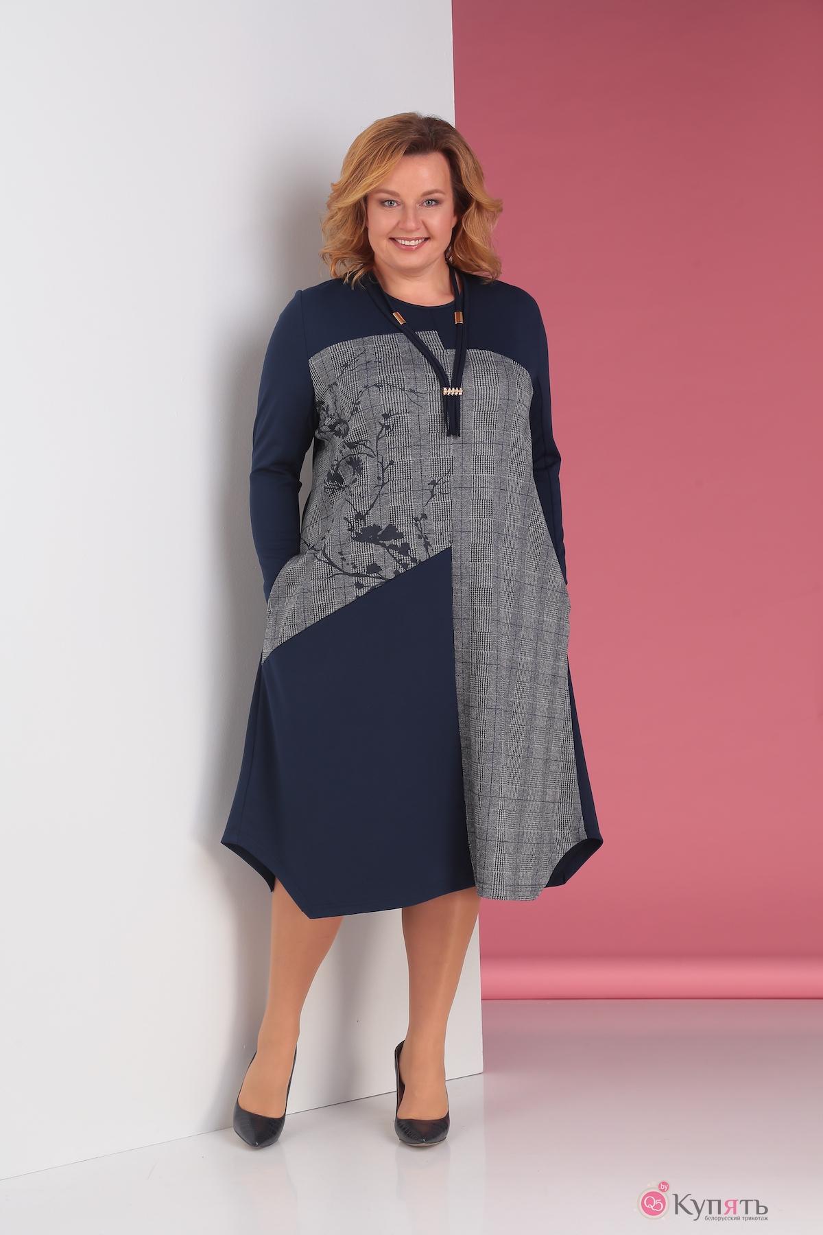 a2b341841e3 Платье Novella Sharm (Альгранда) 3125 - интернет-магазин женской ...