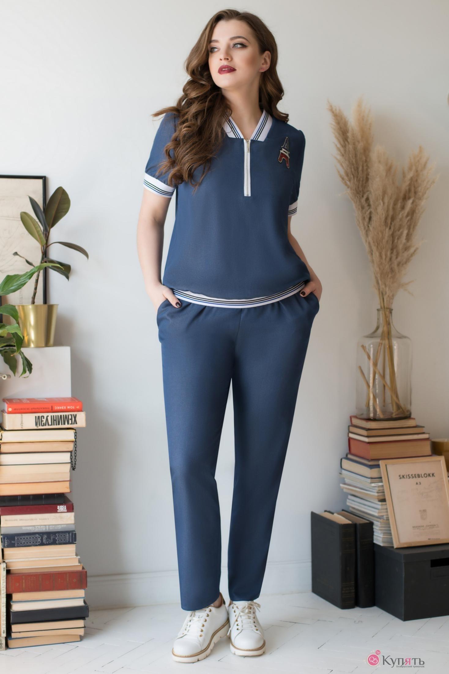 b8c81f02 Спортивный костюм ЮРС 18-811 - интернет-магазин женской одежды   Q5 ...