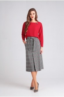 Arita Style (Denissa) 1175 красный