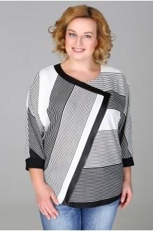 Fashion Lux 1063 черно-белый