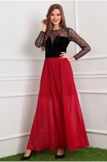 Мода-Юрс 2386 черный/марсала
