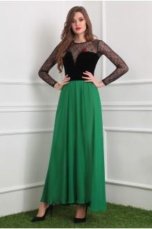 Мода-Юрс 2386 черный/зеленый