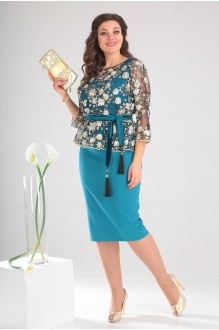 Мода-Юрс 2453 бирюза