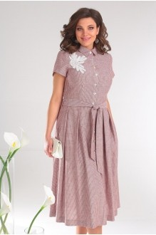 Мода-Юрс 2333 розовые полоски