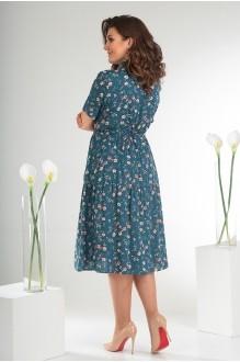 Платье Мода-Юрс 2479 тёмный фото 6