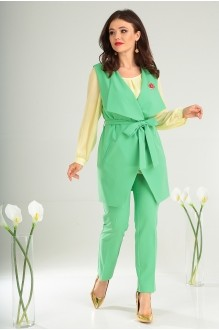 Мода-Юрс 2331 светло-зеленый