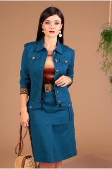 Мода-Юрс 2427 тёмно-синий