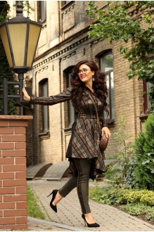 Мода-Юрс 2493 коричневый