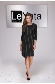 LeNata 11803 черный в полоску