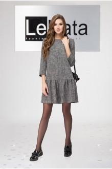 LeNata 11945 серо-чёрный