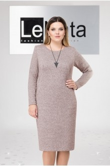 LeNata 11963 пудра в черную точку