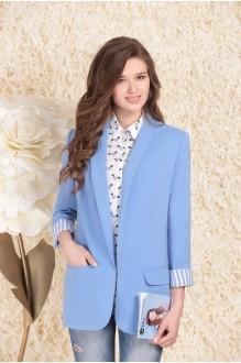 LeNata 11601 -1 голубой