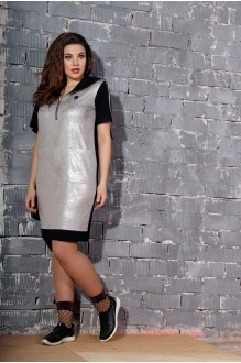 Runella 1318 серый с ныпылением