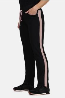 Mirolia 427-R чёрный+розовый лампас
