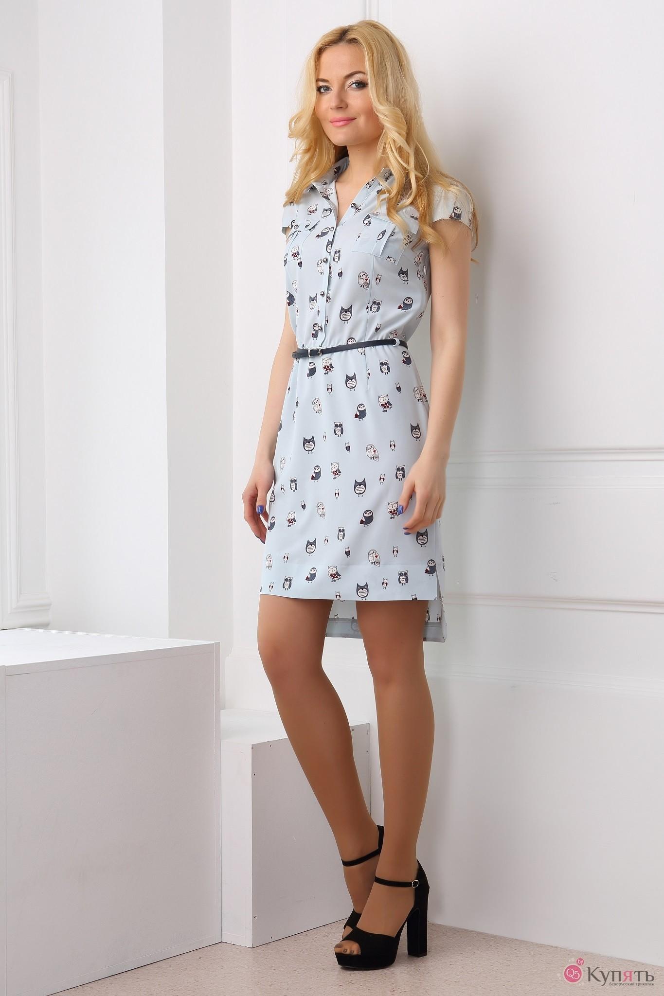 5866acc34f59 Платье Azzara 343 - интернет-магазин женской одежды   Q5.by Купять