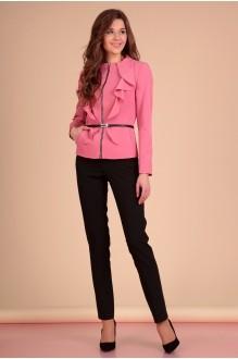 Лиона-Стиль 621 черный/розовый