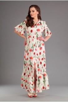 Лиона-Стиль 579 роза/тюльпан
