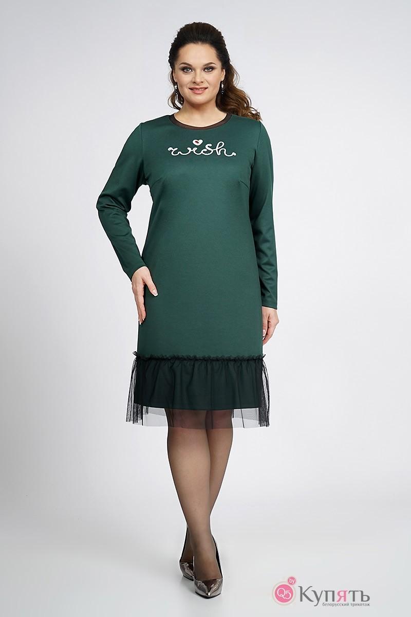 829b8ef754021f6 Платье ALANI COLLECTION 804 изумруд - интернет-магазин женской ...