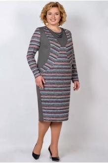 TricoTex Style 1773 серый/полоски