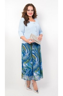 TricoTex Style 18-19 голубой