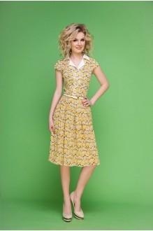 Euro-moda 161 желтый