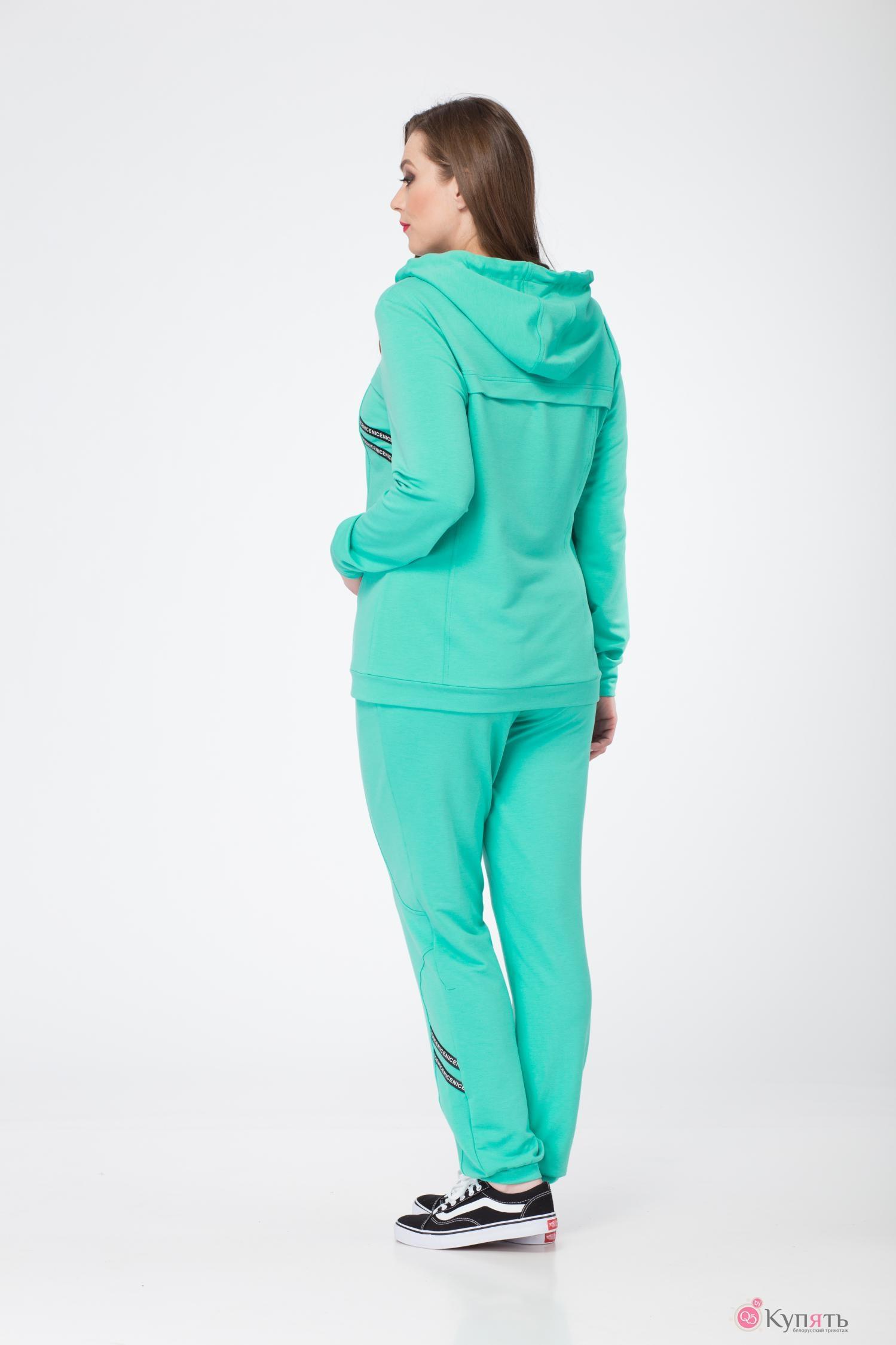 Женский спортивный костюм - лучшие комплекты, стильные