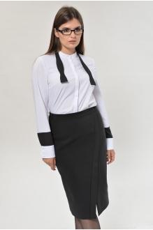 Блузка, туника MALI 623 белый фото 2