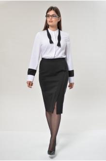 Блузка, туника MALI 623 белый фото 3
