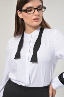 Блузка, туника MALI 623 белый фото 6