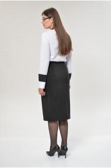 Блузка, туника MALI 623 белый фото 7