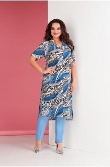 Ksenia Style 1667 голубой