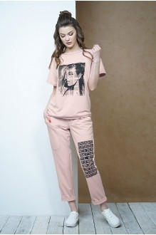 Fantazia Mod 3450 розовый
