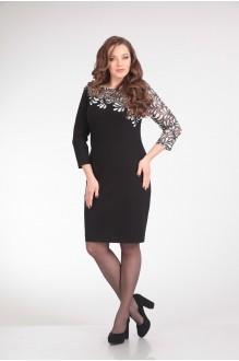Надин-Н 1469 черный с белым