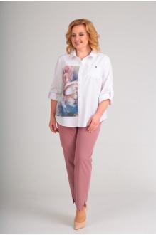 Diomant 1437 с розовыми брюками