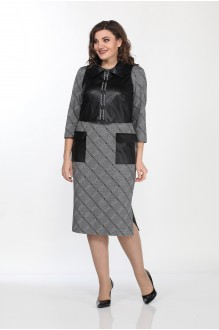 Lady Style Classic 1935/2  жилет +платье