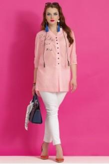 Lissana 2835 персиково-розовый