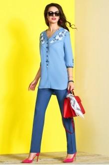Lissana 3365 с синими брюками