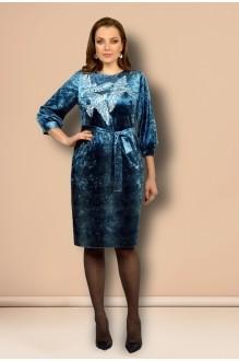 Мишель Стиль 636 сине-серый