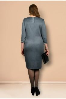 Платье Мишель Стиль 639 серый фото 2