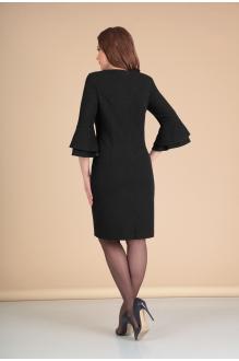 Платье Мишель Стиль 669 черный фото 2