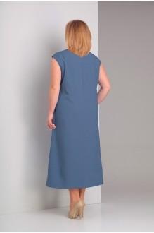 Платье Novella Sharm (Альгранда) 2927 синий фото 2
