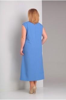 Платье Novella Sharm (Альгранда) 2927 голубой фото 2
