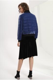 Куртка, пальто, плащ Prestige 3231 синий фото 2