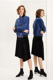 Куртка, пальто, плащ Prestige 3231 синий фото 3